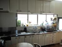 キッチン・床下画像